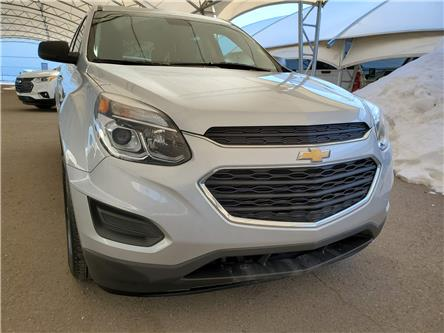 2017 Chevrolet Equinox LS (Stk: 143718) in AIRDRIE - Image 1 of 28