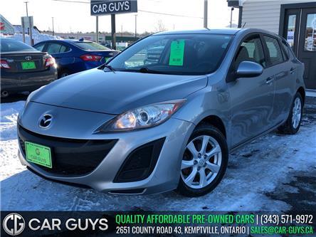 2011 Mazda Mazda3 Sport GX (Stk: CG0145) in Kemptville - Image 1 of 23