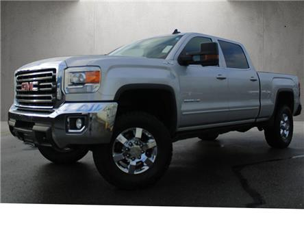 2015 GMC Sierra 3500HD SLE (Stk: 218-5346A) in Chilliwack - Image 1 of 16