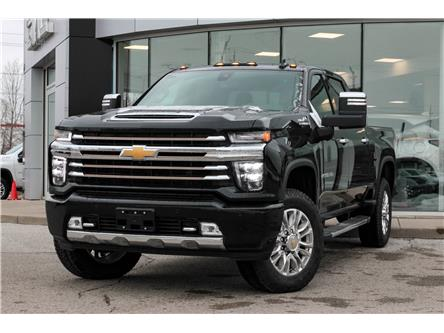 2021 Chevrolet Silverado 2500HD High Country (Stk: 14320) in Sarnia - Image 1 of 29