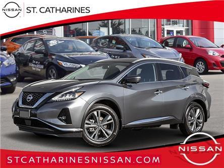 2020 Nissan Murano Platinum (Stk: MU20007) in St. Catharines - Image 1 of 23