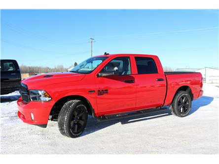 2021 RAM 1500 Classic Tradesman (Stk: MT013) in Rocky Mountain House - Image 1 of 30