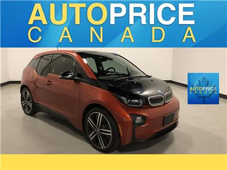 2015 BMW i3 Base w/Range Extender (Stk: H2924) in Mississauga - Image 1 of 28