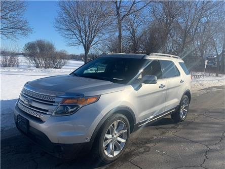 2013 Ford Explorer Limited (Stk: ) in Montréal - Image 1 of 17