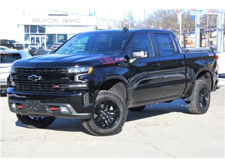 2021 Chevrolet Silverado 1500 LT Trail Boss (Stk: 3148716) in Toronto - Image 1 of 38