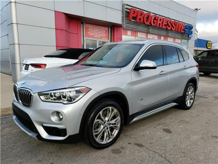 2018 BMW X1 xDrive28i (Stk: J5K22589) in Sarnia - Image 1 of 27
