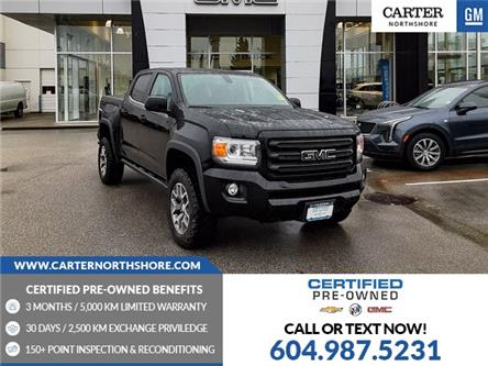 2018 GMC Canyon All Terrain w/Leather (Stk: 974820) in North Vancouver - Image 1 of 28