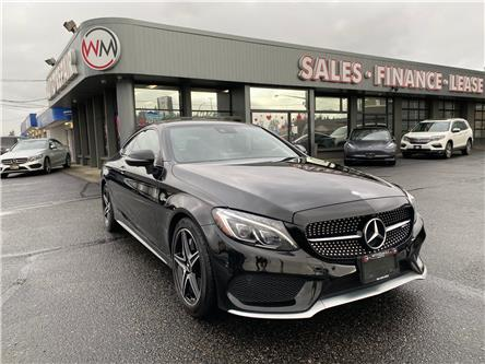 2017 Mercedes-Benz AMG C 43 Base (Stk: 17-488972) in Abbotsford - Image 1 of 16