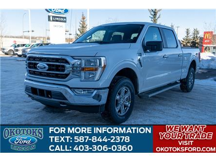 2021 Ford F-150 XLT (Stk: M-390) in Okotoks - Image 1 of 5