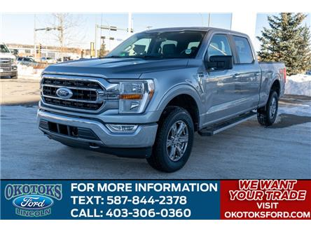 2021 Ford F-150 XLT (Stk: M-396) in Okotoks - Image 1 of 5