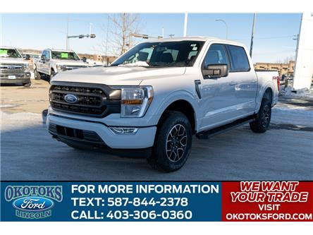 2021 Ford F-150 XLT (Stk: M-469) in Okotoks - Image 1 of 5