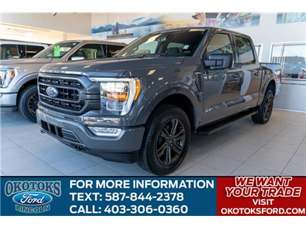 2021 Ford F-150 XLT (Stk: MK-01) in Okotoks - Image 1 of 5