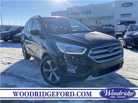 2017 Ford Escape SE (Stk: L-2146A) in Calgary - Image 1 of 21