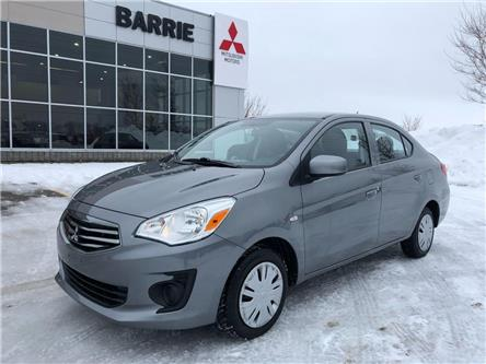 2017 Mitsubishi Mirage G4 ES (Stk: L0286A) in Barrie - Image 1 of 23