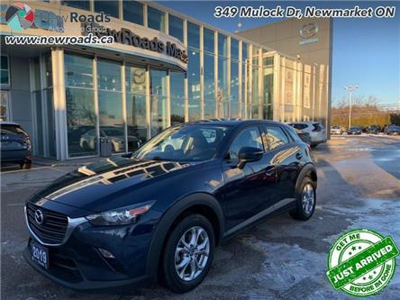 2019 Mazda CX-3 GS (Stk: 14630) in Newmarket - Image 1 of 30
