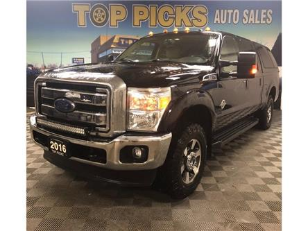 2016 Ford F-250 Lariat (Stk: C93738) in NORTH BAY - Image 1 of 29