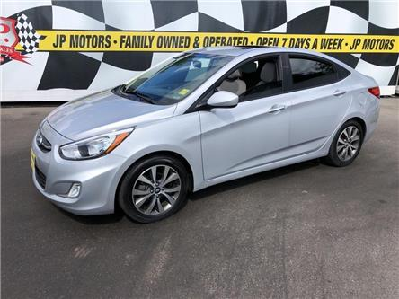 2017 Hyundai Accent SE (Stk: 49745) in Burlington - Image 1 of 21