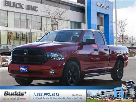 2020 RAM 1500 Classic ST (Stk: C50016A) in Oakville - Image 1 of 25