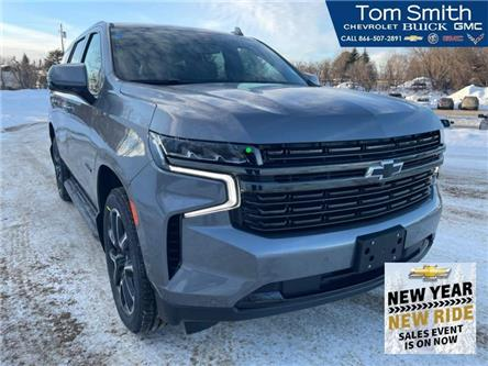 2021 Chevrolet Tahoe RST (Stk: 210257) in Midland - Image 1 of 10