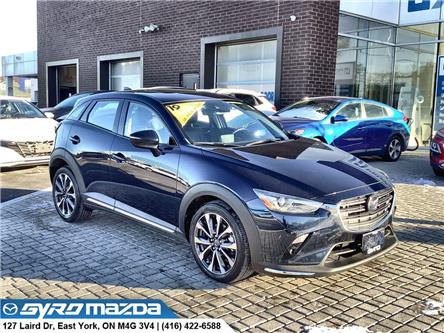 2019 Mazda CX-3 GT (Stk: 30477A) in East York - Image 1 of 30