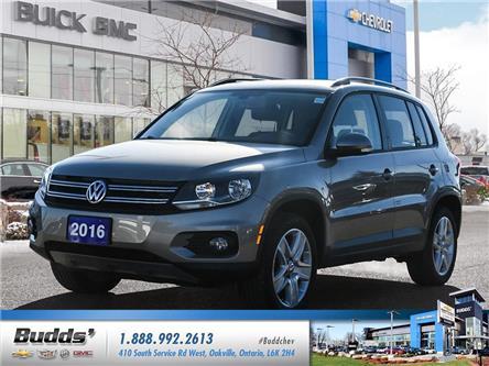 2016 Volkswagen Tiguan Comfortline (Stk: EN0002A) in Oakville - Image 1 of 25