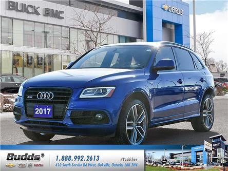 2017 Audi SQ5 3.0T Technik (Stk: TH1005PA) in Oakville - Image 1 of 25