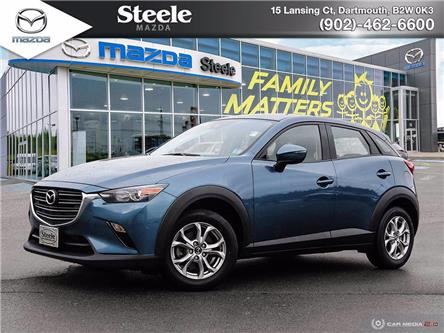 2019 Mazda CX-3 GS (Stk: M3087) in Dartmouth - Image 1 of 27