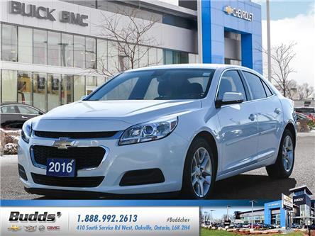 2016 Chevrolet Malibu Limited LT (Stk: AT8078T) in Oakville - Image 1 of 25