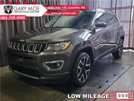 2019 Jeep Compass Limited (Stk: FP0406) in Lacombe - Image 1 of 25