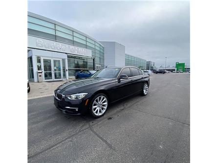 2016 BMW 328i xDrive (Stk: DB8046) in Oakville - Image 1 of 10