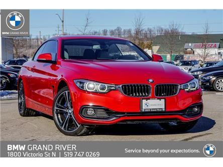 2018 BMW 430i xDrive (Stk: PW5749) in Kitchener - Image 1 of 22