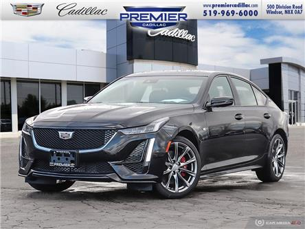 2021 Cadillac CT5 Sport (Stk: 210223) in Windsor - Image 1 of 29