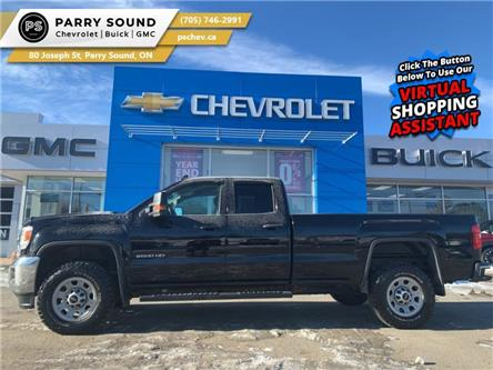2017 GMC Sierra 2500HD Base (Stk: 21-033A) in Parry Sound - Image 1 of 19