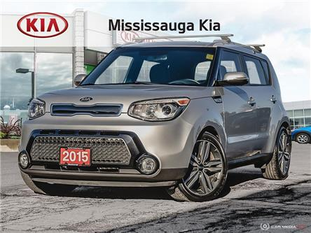 2015 Kia Soul SX Luxury (Stk: SL21023DT) in Mississauga - Image 1 of 24