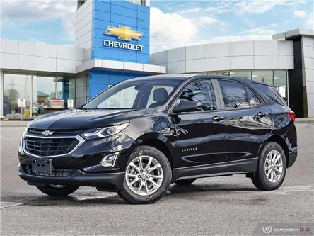 2021 Chevrolet Equinox LS (Stk: 11413) in Sarnia - Image 1 of 27