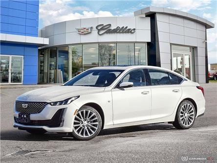 2021 Cadillac CT5 Premium Luxury (Stk: 15122) in Sarnia - Image 1 of 27