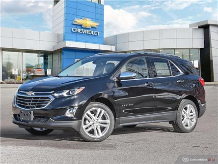 2021 Chevrolet Equinox Premier (Stk: 11418) in Sarnia - Image 1 of 27