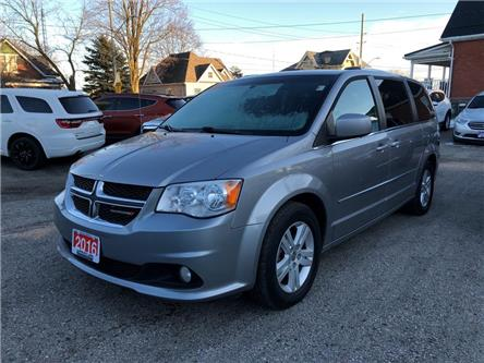 2016 Dodge Grand Caravan Crew (Stk: 45905) in Belmont - Image 1 of 26