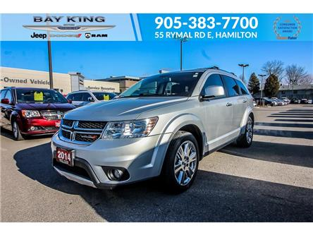 2014 Dodge Journey  (Stk: 7145A) in Hamilton - Image 1 of 30