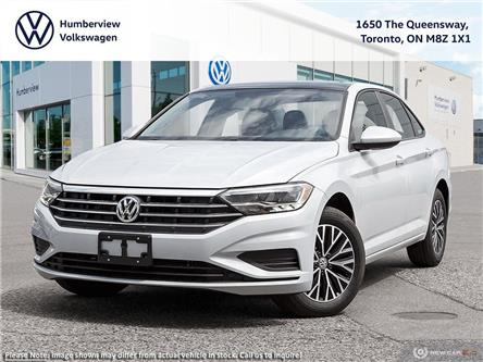 2021 Volkswagen Jetta Highline (Stk: 98230) in Toronto - Image 1 of 23