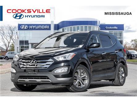 2014 Hyundai Santa Fe Sport  (Stk: H330586T) in Mississauga - Image 1 of 20