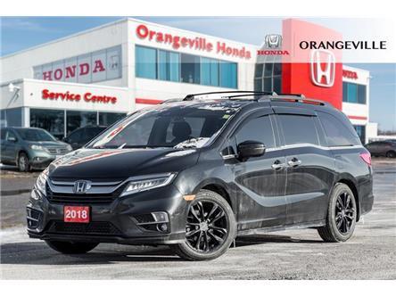 2018 Honda Odyssey Touring (Stk: P21033A) in Orangeville - Image 1 of 22