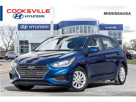 2020 Hyundai Accent  (Stk: H8338PR) in Mississauga - Image 1 of 19