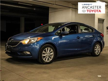 2014 Kia Forte  (Stk: 21106A) in Ancaster - Image 1 of 6