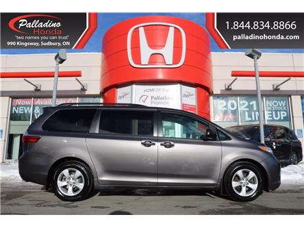 2015 Toyota Sienna 7 Passenger (Stk: U9789A) in Greater Sudbury - Image 1 of 30