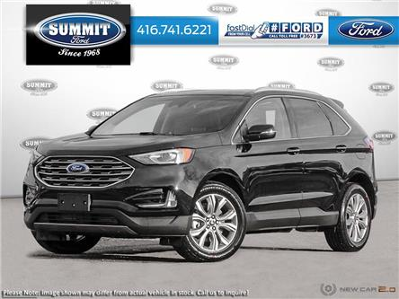 2020 Ford Edge Titanium (Stk: 20H8276) in Toronto - Image 1 of 23