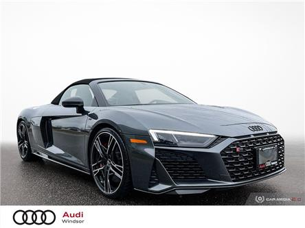 2021 Audi R8 5.2 V10 performance (Stk: 21056) in Windsor - Image 1 of 24