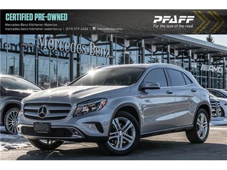 2017 Mercedes-Benz GLA 250 Base (Stk: K4237) in Kitchener - Image 1 of 21