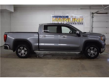 2021 GMC Sierra 1500 SLT (Stk: M01105) in Watrous - Image 1 of 50