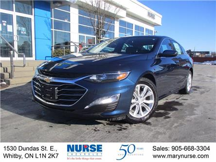 2021 Chevrolet Malibu LT (Stk: 21N012) in Whitby - Image 1 of 29